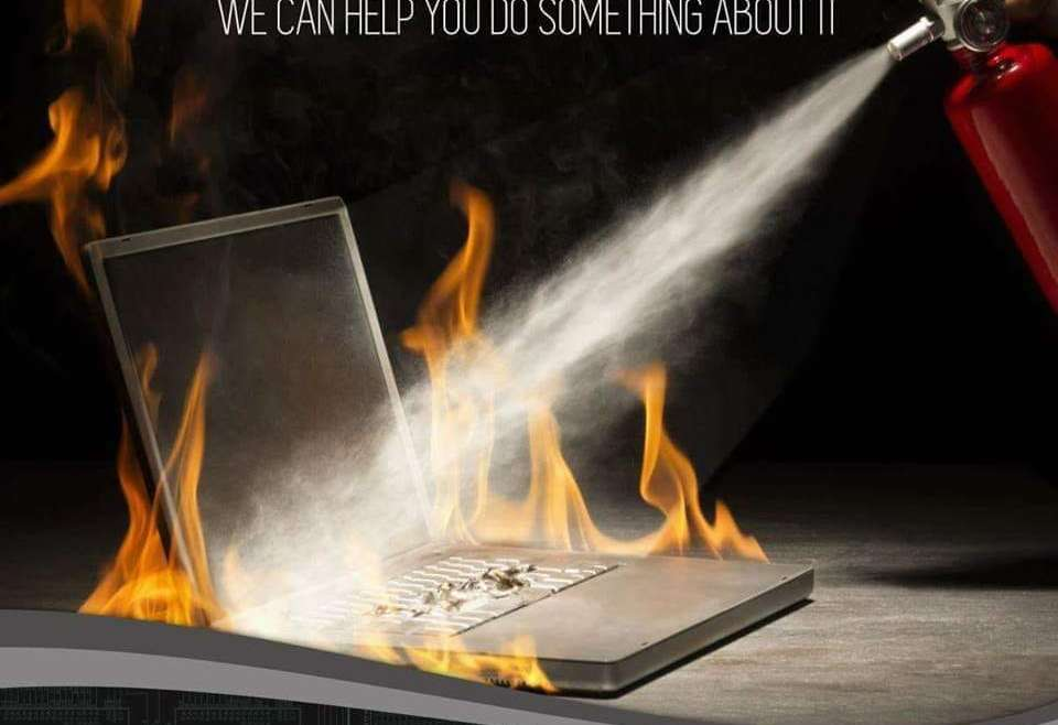 Overheating Laptop?